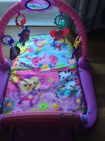 Fisher Price Kick & Play Baby Gym