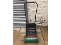 Hand Push Lawnmower - Qualcast Panther 30