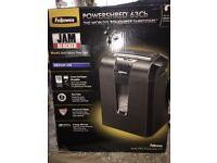 Power sharader