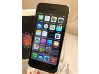 Apple iPhone 5s - 16GB - Space Grey (Unlocked) A1457 (GSM)