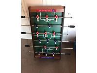 Fusball (Football) Table - Like New