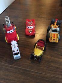 Job lot of cars including some Disney