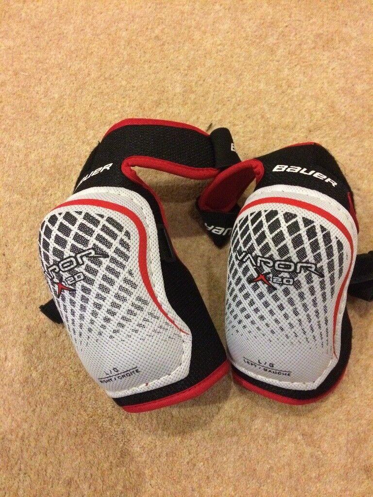 Bauer Vapor X20 Junior large Ice hockey elbow pads