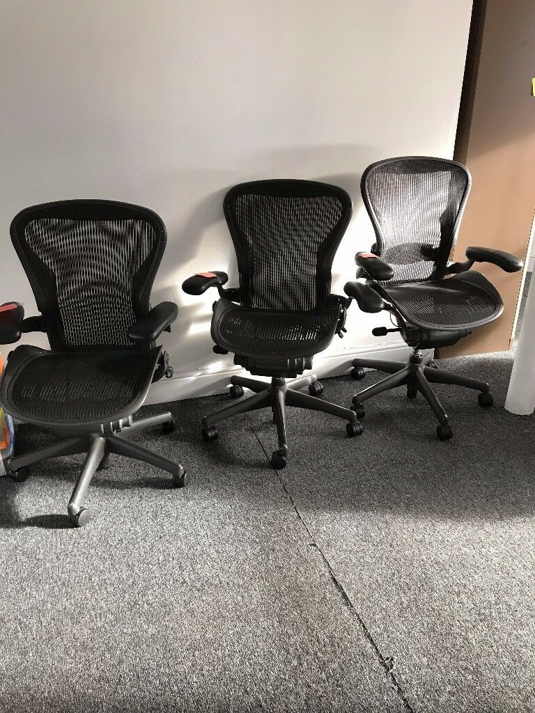Herman Miller Areon chairs £150 Shoerditch