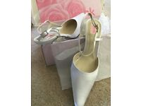 Beautiful Brand New Bridal Shoes