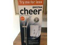 Bristan 8.5KW Electric Showers
