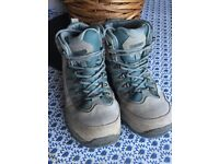 Hi-Tech Kruger II Ladies Walking/Hiking Boots Waterproof Size UK6 EU 39