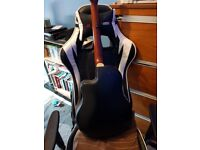 Gears 4 Music Electro Acoustic Guitar full size