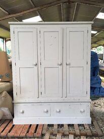 Wardrobe - 3 door / 2 drawer