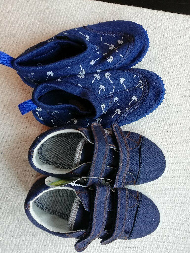 online store 06d9b b4268 Boys summer and beach shoes - new- size 10 (toddler)