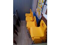 Nursery/preschool furniture & equipment Due to nursery closure entire contents to sell.