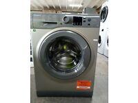 hotpoint washing machine 7kg nswm743ugg (ex display) #255