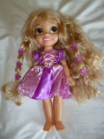 Princess Rapunzel Hair Glow from the Tangled Film