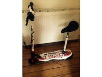 Childs One Direction Electric Scooter . Cost £120 brand new never been outside