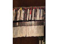 BARGAIN **60+ Games PS2 + PS3 +Xbox