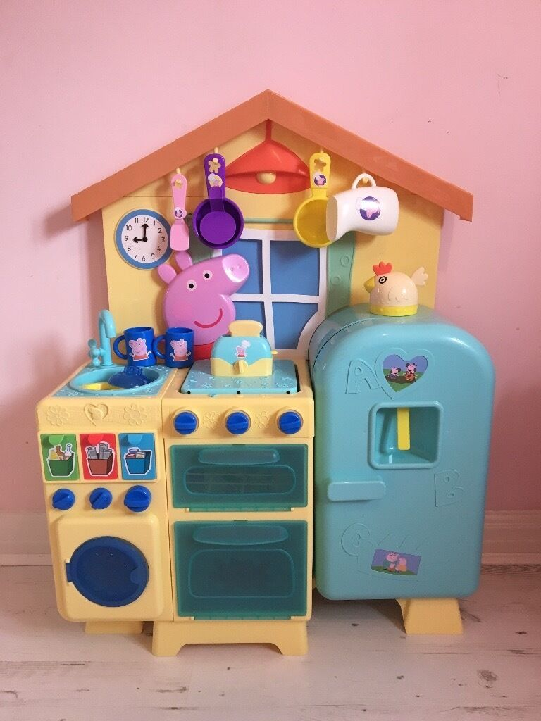 Peppa Pig Kitchen With Accessories  In Newcastle, Tyne And Wear  Gumtree. Chic Apartment Living Room Ideas. The Living Room Lounge Boston. Bar Living Room. Great Room Kitchen And Living Room
