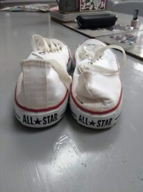 ladies size 5 converse trainers