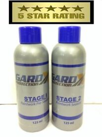 Car Polish Super Bright protection paint sealant polish stage 1 and 2