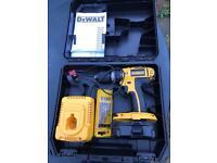 Dewalt DC725 drill- rarely used.