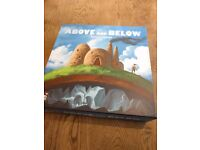 Above & Below Board Games plus expanded edition components