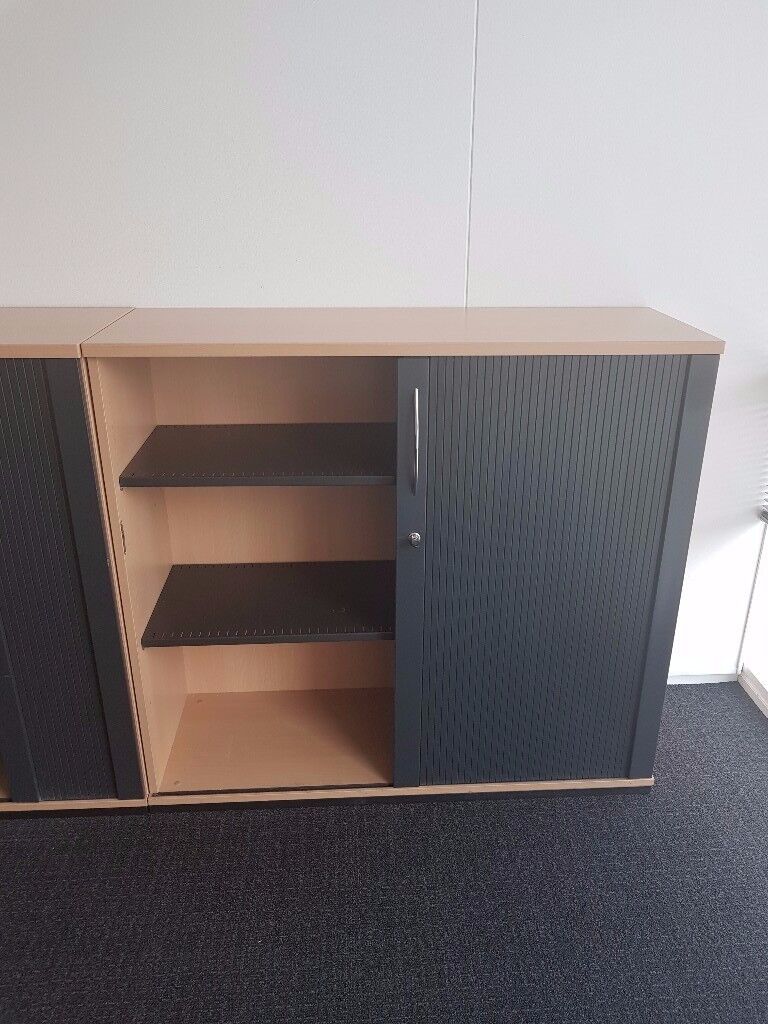 OFFICE CABINETS FOR SALE QUICK SALE £40 EACH