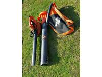 Black and Decker Vacuum/blower