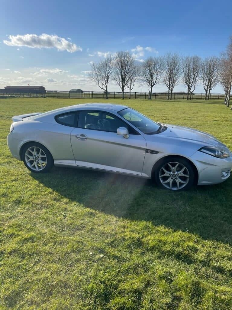Hyundai, COUPE, Coupe, 2009, Other, 1975 (cc), 3 doors