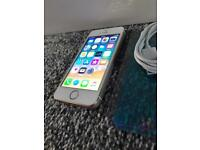 iPhone 5s - unlocked (immaculate condition)