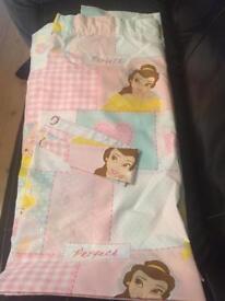 Disney Princess Curtains with Tie Backs