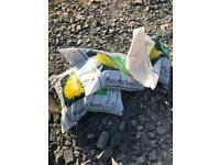 Plastering sand small bags 20kg