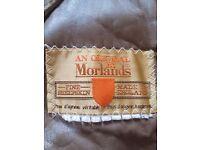 Morlands fine sheepskin coat