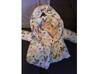 Baby girl jacket brand new