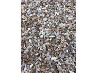 Golden gravel for free