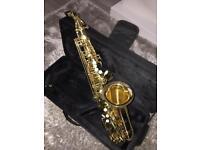 Brand New Sonata SAS701 Alto Saxophone plus accessories