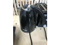 Black Russell Hobbs Electric Kettle 1.7L
