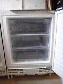 **NEFF**INTEGRATED UNDERCOUNTER FREEZER**ONLY £60**FULLY WORKING**COLLECTION\DELIVERY**BARGAIN*NEFF!