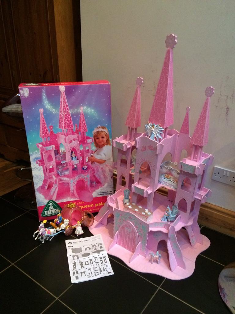 Elc Snow Queen Palace