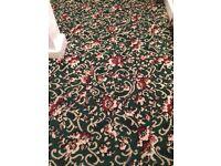 Large stair carpet