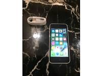 Iphone 5c unlocked good condition