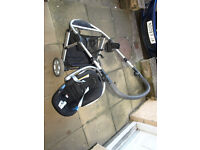 cybex aton mamas and papas system stroller