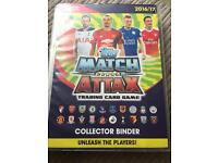 Match attax 16/17 wanting to swap / trade cards