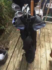 Now Reduced in Price - Peter Allis Dual Impact Golf Clubs