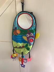 Mamas and papas car seat toy