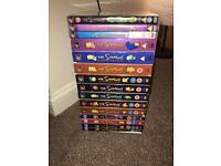 The Simpsons Box Set DVDs