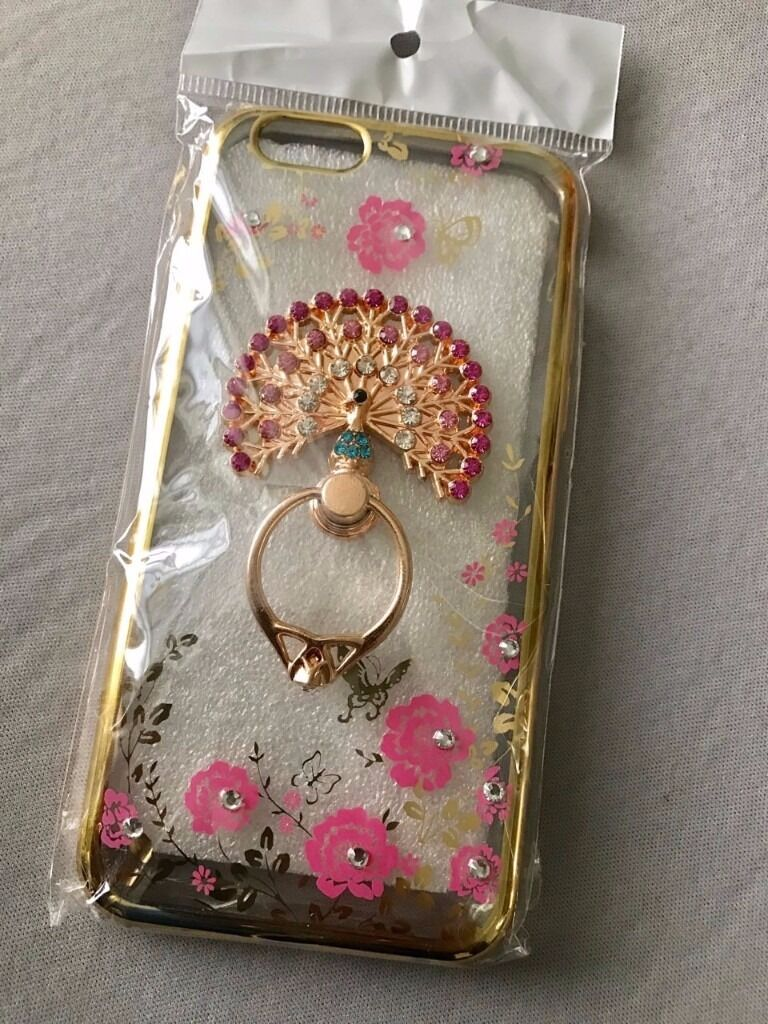 Iphone 6/6s phone coverin Broadstairs, KentGumtree - Brand new from the factory Iphone 6/6s iphone cover Has a ring so that it can stand up to watch movies or makes it easier for you to hold it. Can deliver in the Broadstairs area! Have 5 pieces 8 pounds each or 5 for 30 pounds if you would like to...