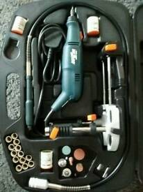 Black & Decker Wizard Craft Rotary Tool & Router only used once !