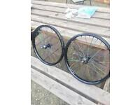 Bmx wheels .Profile mini full titanium