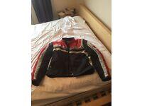 Spyke motorbike jacket M