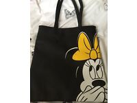 Minnie Mouse leather bag