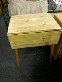 Drop leaf kitchen table ( no chairs) #27375 £20